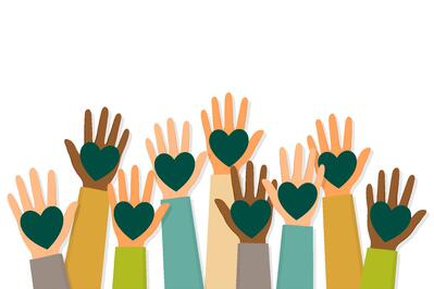 Community - Hands with Hearts Tompkins